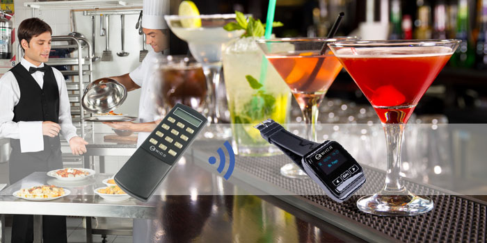 Kitchen / Bar Wireless Calling System